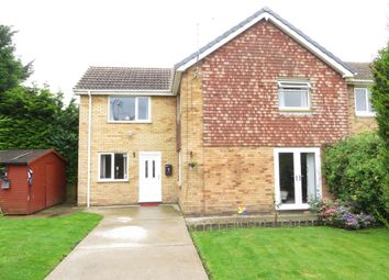 Thumbnail 4 bed semi-detached house for sale in Landing Lane, Riccall, York