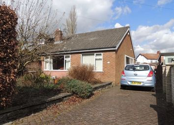 Thumbnail 2 bed semi-detached bungalow for sale in Bradshaw Road, Marple, Stockport