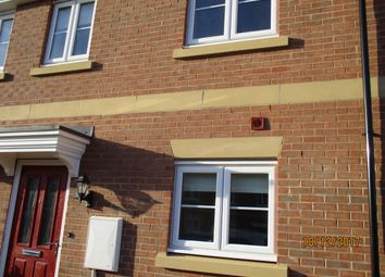 Thumbnail 3 bed end terrace house to rent in Hetterely Drive, Oakham