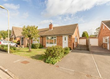 Thumbnail 2 bed semi-detached bungalow for sale in Hillview Road, Abingdon, Oxfordshire