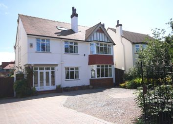 Thumbnail 5 bed detached house for sale in Brocklebank Road, Hesketh Park, Southport