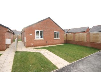 Thumbnail 2 bed detached bungalow for sale in Birchland Gardens, Forest Town, Mansfield, Nottinghamshire