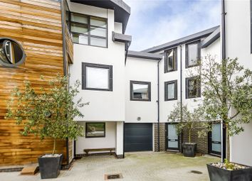 Thumbnail 4 bed terraced house for sale in Francis Bentley Mews, London