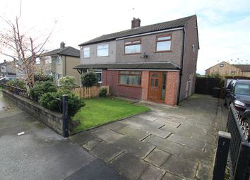 Thumbnail 3 bed semi-detached house for sale in Tyersal Walk, Bradford, West Yorkshire