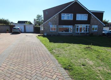 Thumbnail 4 bed semi-detached house for sale in Longeaton Drive, Whitchurch, Bristol