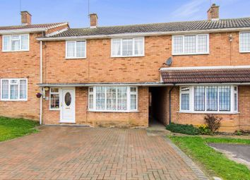 Thumbnail 3 bed terraced house for sale in Fairview Avenue, Hutton, Brentwood