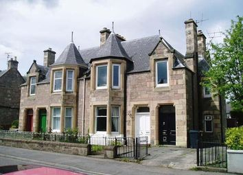Thumbnail 2 bed flat to rent in Harrowden Road, Inverness