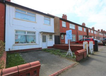 Thumbnail 3 bed end terrace house to rent in Ashburton Road, Blackpool