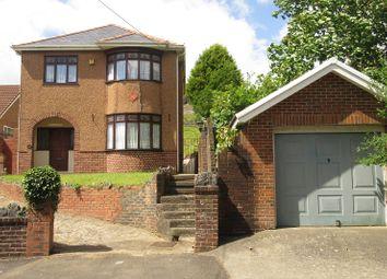 Thumbnail 3 bedroom detached house for sale in Tygwyn Road, Clydach, Swansea.