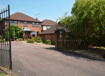 Thumbnail 4 bed detached house for sale in Colonial Drive, Collingtree Park, Northampton