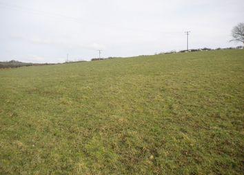 Thumbnail Land for sale in Llanmadoc, Swansea