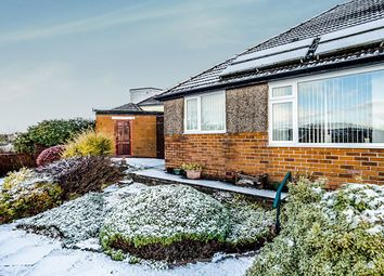 Thumbnail 2 bedroom bungalow for sale in Deer Croft Drive, Salendine Nook, Huddersfield