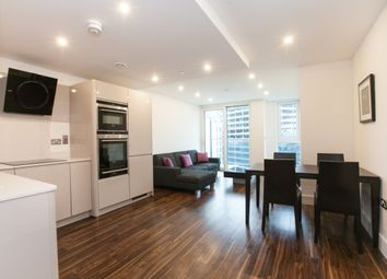 Thumbnail 1 bed flat to rent in Altitude Point, Aldgate, London