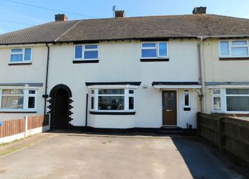 Thumbnail 4 bedroom terraced house to rent in Peach Avenue, Stafford