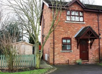 Thumbnail 2 bed cottage to rent in Hopefield Road, Lymm