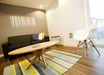 Thumbnail 2 bedroom flat for sale in Number One, Media City UK, Salford Quays, Manchester