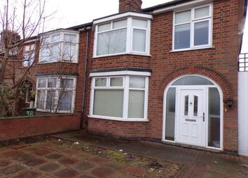 Thumbnail 3 bed semi-detached house to rent in Off Abbey Lane, Leicester