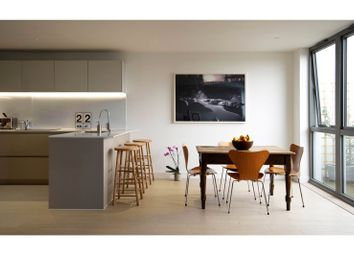 Thumbnail 2 bed flat for sale in Canalside Square, London