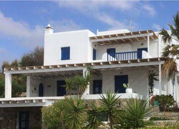 Thumbnail 4 bed villa for sale in Platys Gialos, Mykonos, Cyclade Islands, South Aegean, Greece