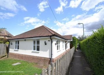 Thumbnail 2 bed detached bungalow for sale in Potter Street, Harlow, Essex