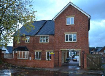 Thumbnail 2 bedroom town house to rent in Stafford Street, Market Drayton, Shropshire