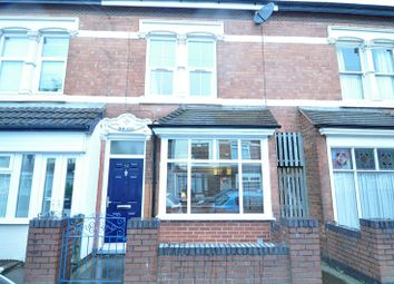 Thumbnail 2 bedroom terraced house for sale in Cecil Road, Selly Park, Birmingham