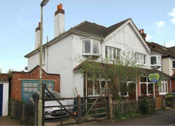 Thumbnail 4 bed semi-detached house for sale in Upper St. Michaels, Aldershot