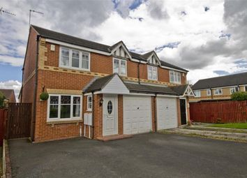 Thumbnail 3 bed semi-detached house for sale in Harewood Cres, Stockton-On-Tees