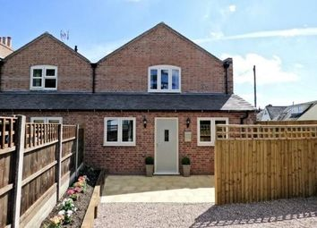 Thumbnail 2 bed end terrace house for sale in Wales Lane, Barton Under Needwood, Burton-On-Trent