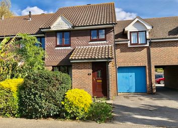 Thumbnail 3 bed terraced house to rent in Mosse Gardens, Chichester