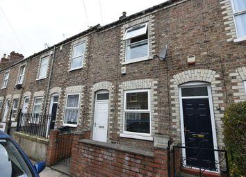 Thumbnail 2 bedroom terraced house to rent in Milton Street, York