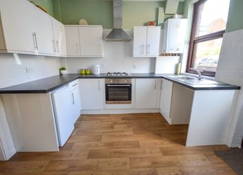 Thumbnail 2 bed end terrace house to rent in Stone Street, Mosborough, Sheffield