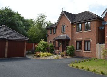 Thumbnail 4 bedroom detached house for sale in Abelia Way, Priorslee, Telford