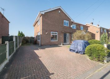 Thumbnail 3 bed semi-detached house for sale in Egmanton Road, Mansfield, Nottinghamshire