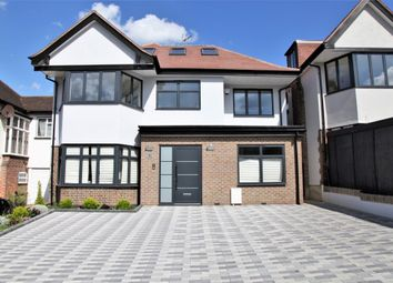 Thumbnail 6 bed detached house for sale in Vaughan Avenue, Hendon