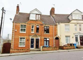 Thumbnail 4 bed town house for sale in Burrell Road, Ipswich