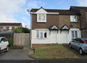 Thumbnail 3 bed end terrace house to rent in Long Terrace Close, Plympton, Plymouth