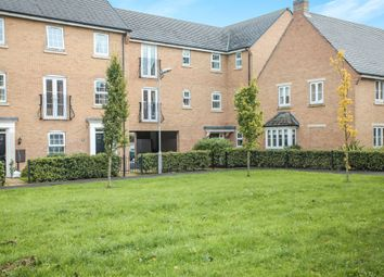 Thumbnail 2 bed flat for sale in Crackthorne Drive, Rugby