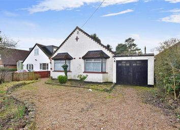 Thumbnail 2 bed bungalow for sale in Highland Road, Beare Green, Dorking, Surrey