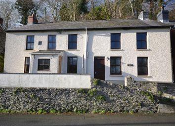 Thumbnail 4 bed detached house for sale in Pontshaen, Llandysul