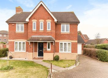 Thumbnail 3 bed detached house for sale in Dart Drive, Didcot