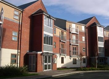 Thumbnail 2 bedroom flat to rent in Consort Place, Tamworth, Staffordshire