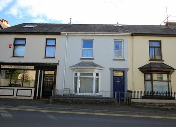 Thumbnail 4 bed terraced house for sale in Barn Road, Carmarthen, Carmarthenshire