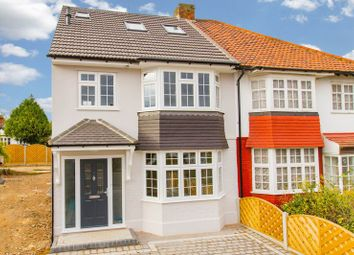 Thumbnail 4 bed semi-detached house for sale in Hillside Avenue, Woodford Green