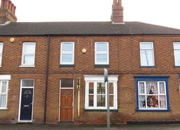 Thumbnail 2 bed terraced house for sale in Newport Road, New Bradwell, Milton Keynes