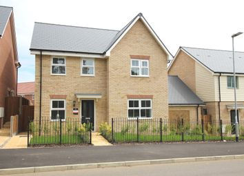 Thumbnail 4 bed detached house for sale in Biggleswade Road, Potton, Sandy