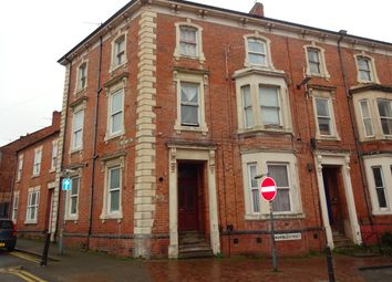 Thumbnail 2 bed flat for sale in Highfield Street, Leicester