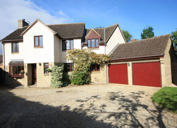 Thumbnail 5 bedroom detached house for sale in Bell Gardens, South Marston