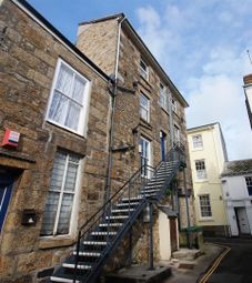 Thumbnail 1 bed flat for sale in Green Market, Penzance