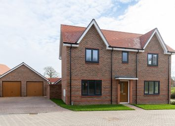 "Thumbnail 4 bed property for sale in ""Lavenham"" at Ambler Drive, Arborfield, Reading"